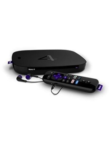 Roku Roku 4 Network Audio/Video Player (Black)