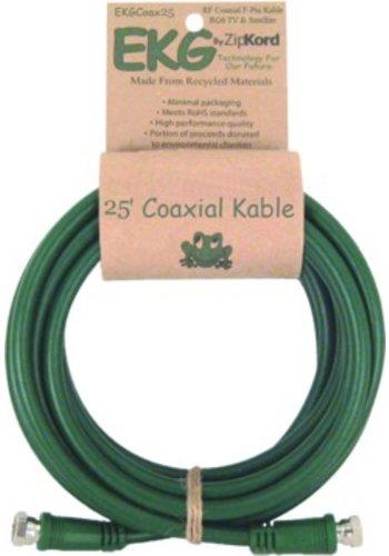 EKG EKG Category 5e Ethernet Cable Green 25ft