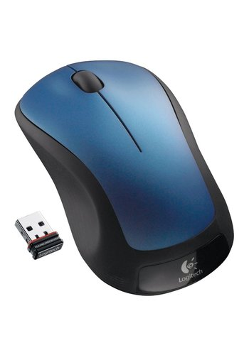 Logitech Logitech M310 Wireless Mouse (Blue)