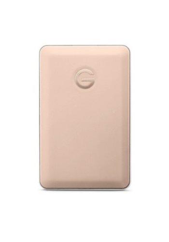 G-Tech G-Technology 1TB G-DRIVE mobile USB-C Portable Drive (Gold)
