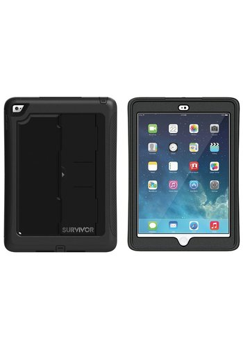 Griffin Griffin Survivor Slim iPad Air 2 (Black)