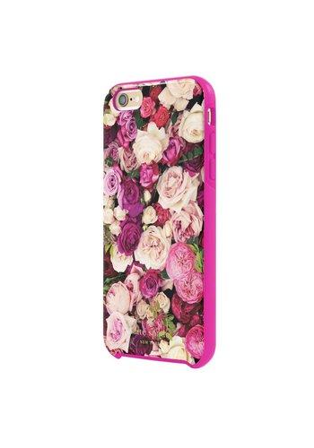 Kate Spade Kate Spade NY Hybrid Hardshell Case for iPhone 6/6S (Photographic Roses)