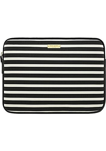 "Incipio Kate Spade Carrying Sleeve for 13"" MacBook (Black/Cream)"