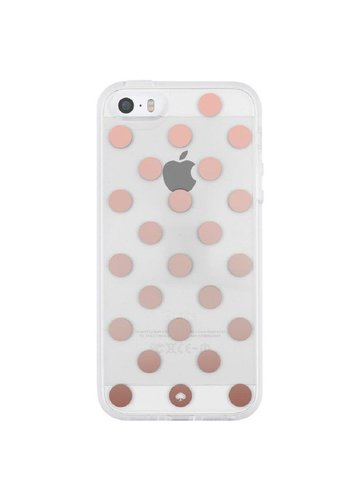Incipio Kate Spade iPhone 6/6S Case (Le Pavillion Rose Gold Foil)