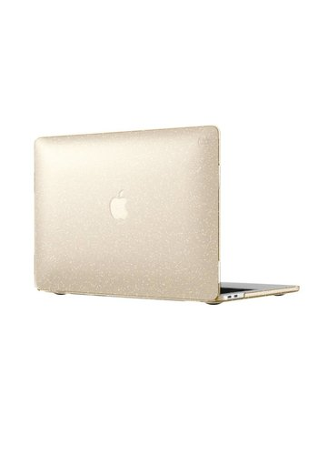 Speck Speck SmartShell Case for MacBook Pro 13-inch Touch Bar (Gold Glitter)