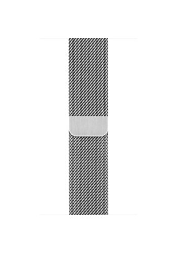 Apple Apple Watch Band: 42mm Silver Milanese Loop
