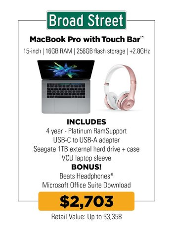 RamTech Broad Street Bundle-Apple