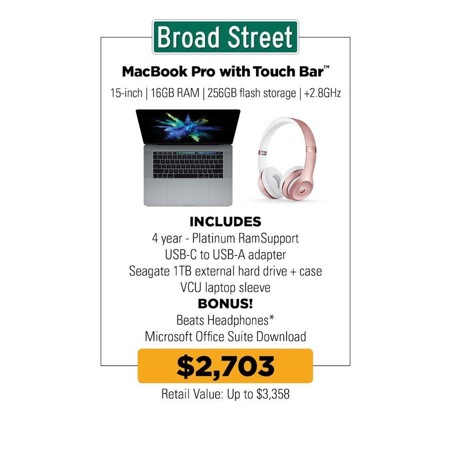 Broad Street Bundle-Apple