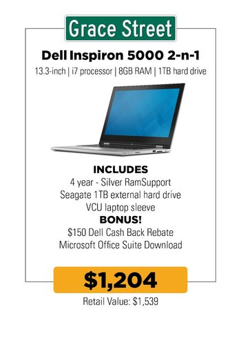 RamTech Grace Street Bundle-Dell