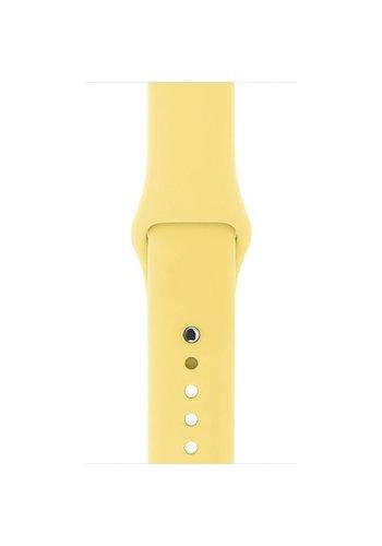 Apple Apple Watch Band: 38mm Pollen Sport Band - S/M & M/L
