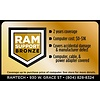 Safeware Bronze RAMSupport 2-Year Warranty + First 6 Months Theft Coverage $0-$1000