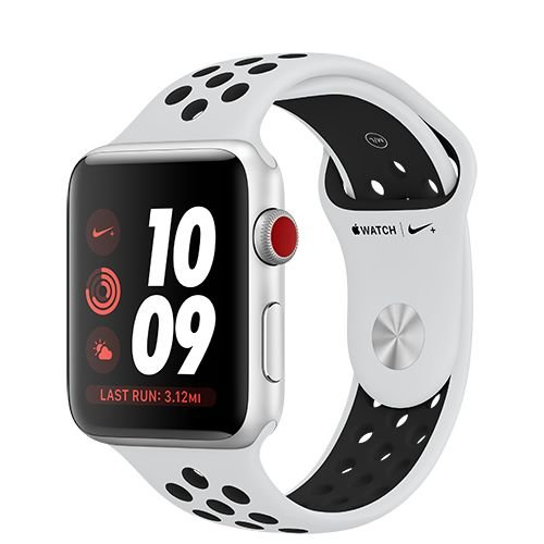 Apple Apple Watch Nike+ GPS + Cellular (Series 3)