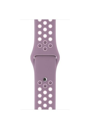 Apple Apple Watch Band: 38mm Violet Dust/Plum Fog Nike Sport Band - S/M & M/L