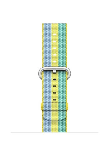 Apple Apple Watch Band: 38mm Pollen Woven Nylon