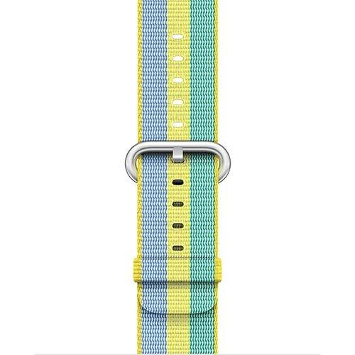 Apple Apple Watch Band: 38mm Pollen Woven Nylon