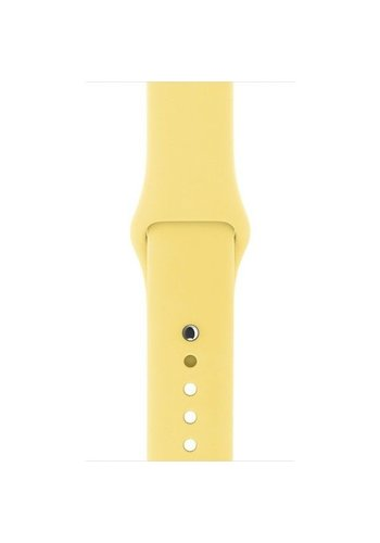 Apple Watch Band: 38mm Pollen Sport Band - S/M & M/L