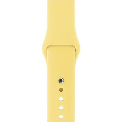 Apple Apple Watch Band: 38mm Pollen Sport Band - S/M & M/L