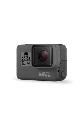"GoPro GoPro HERO6 Digital Camcorder - 2"" - Touchscreen LCD - CMOS - 4K - Black"