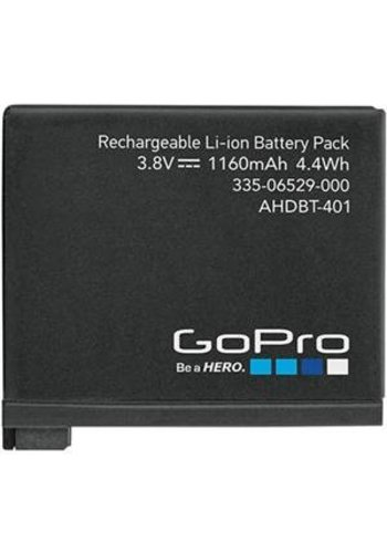 GoPro GoPro Rechargeable Battery (for  HERO3 and HERO3+)