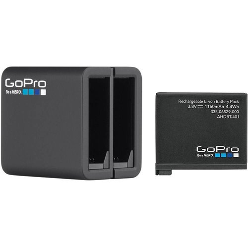 GoPro Dual Battery Charger + Battery (for HERO4)