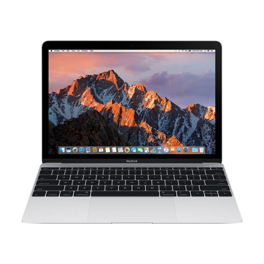 Apple MacBook 12-inch: 1.2GHz/8GB/512GB - Silver (PastGen) (edu savings $50)