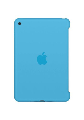 Apple iPad mini 4 Silicone Case (Blue)
