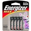 Energizer AAA Alkaline General Purpose Batteries