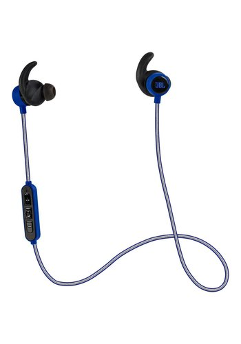 JBL Reflect Mini In-Ear Bluetooth Sport Earbuds (Blue)