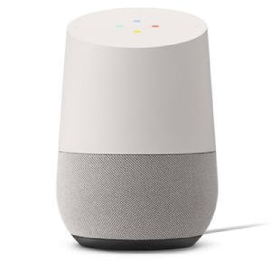 Google Home Speaker System (White Slate)