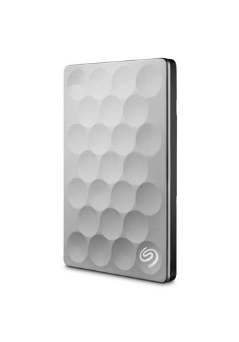 Seagate Seagate Backup Plus Ultra Slim 1TB External Hard Drive (Platinum)