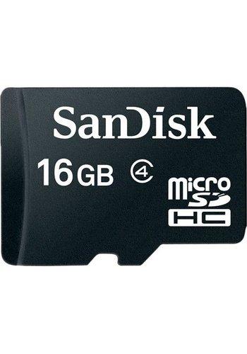 SanDisk 16GB microSD High Capacity