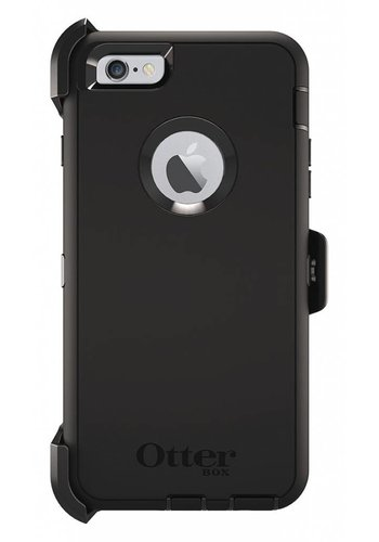 OtterBox Defender Carrying Case (Holster) for iPhone 6 Plus (Black)