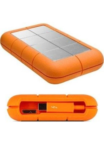 LaCie Rugged Mini 500GB External Hard Drive