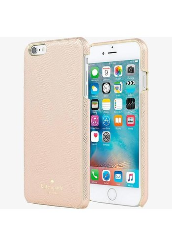 Incipio Kate Spade iPhone 6/6S Plus Case (Rose Gold Silicone)
