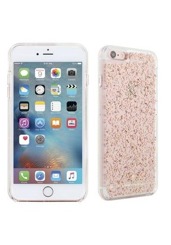 Incipio Kate Spade iPhone 6/6S Plus Case (Rose Gold Glitter)