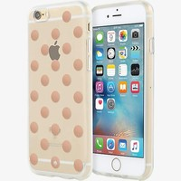 Kate Spade iPhone 6/6S Case (Le Pavillion Rose Gold Foil)