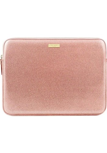 "Kate Spade Carrying Sleeve for 13"" MacBook (Rose Gold)"