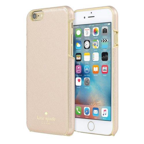 Incipio Kate Spade iPhone 6/6S Case (Rose Gold Leather)