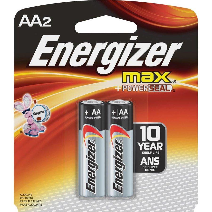 Energizer AA Size Alkaline General Purpose Battery