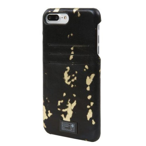 Hex HEX iPhone 7+ Solo Wallet (Black/Gold)