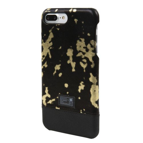 HEX iPhone 7/8+ Focus Case (Black/Gold)