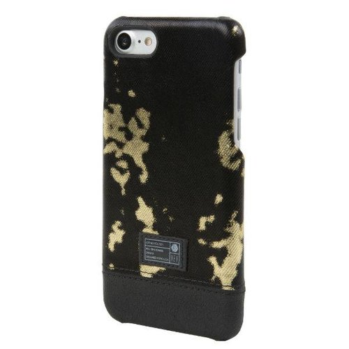 HEX iPhone 7/8 Focus Case (Black/Gold)