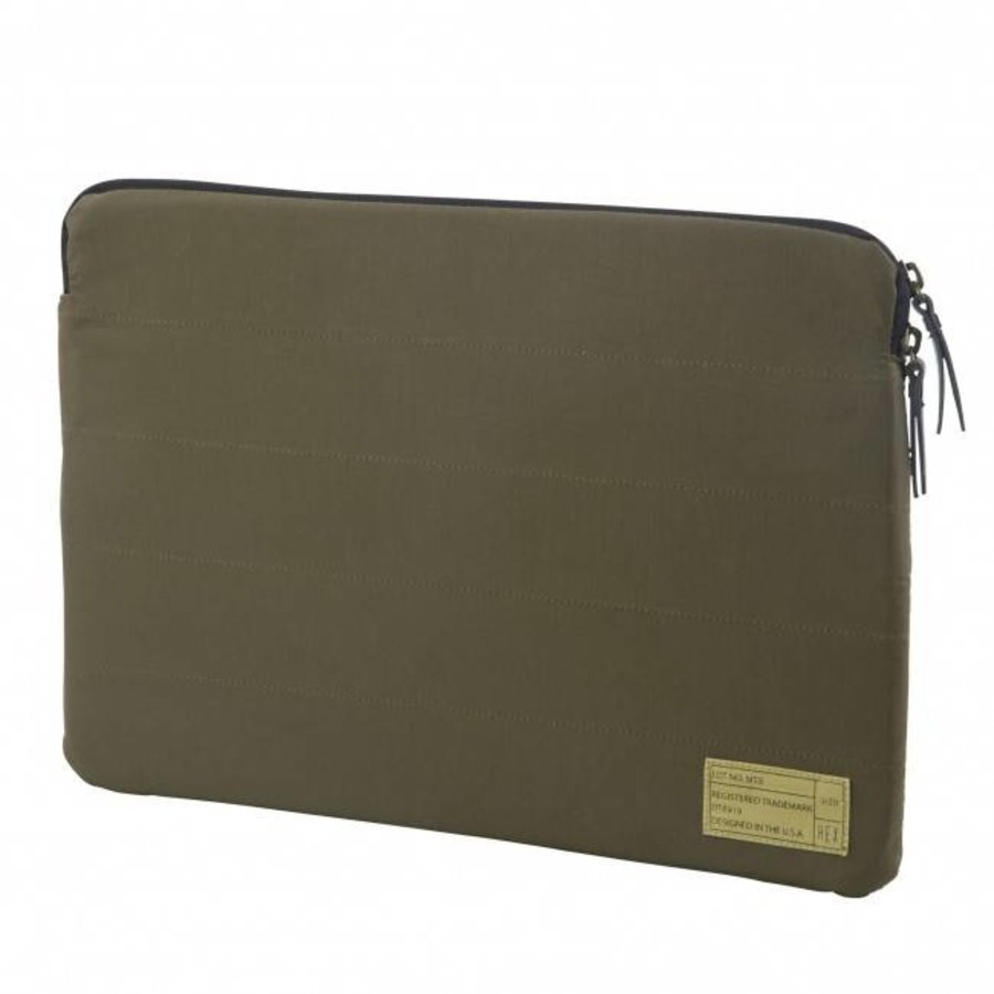 HEX 15-inch Laptop Sleeve (Satin Fatigue)