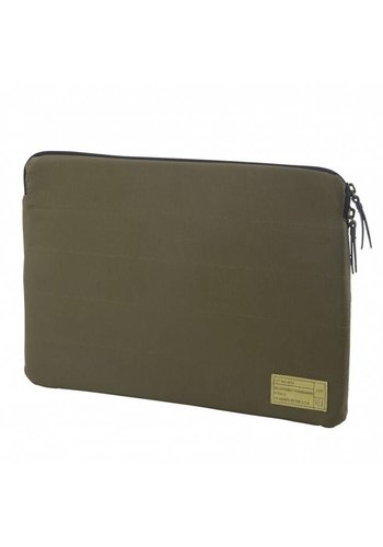 HEX 13-inch Laptop Sleeve (Satin Fatigue)