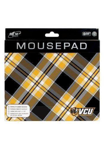VCU Tartan Mouse Pad