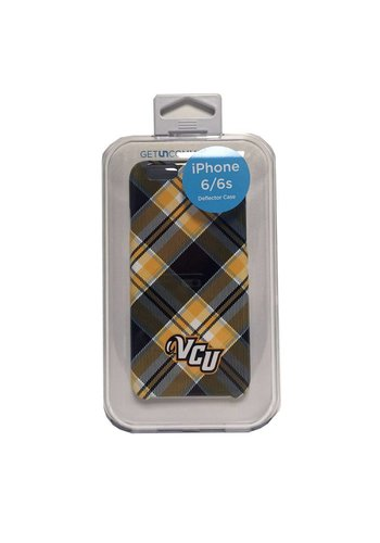 Uncommon Uncommon VCU Tartan Horn Logo iPhone 6 Plus Deflector Case