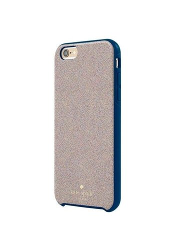Kate Spade Kate Spade NY Hybrid Hardshell Case for iPhone 6 Plus/6S Plus (Multi Glitter French Navy)
