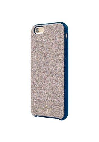 Kate Spade Kate Spade NY Hybrid Hardshell Case for iPhone 6/6S (Multi Glitter French Navy)