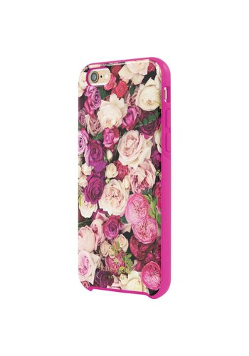 Kate Spade Kate Spade NY Hybrid Hardshell Case for iPhone 6 Plus/6S Plus (Photographic Roses)