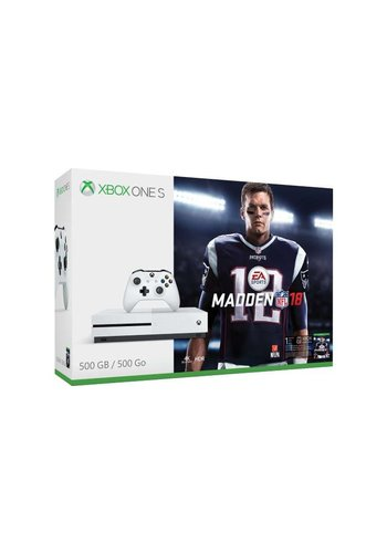 Microsoft XBOX One S Madden 18 500GB Bundle